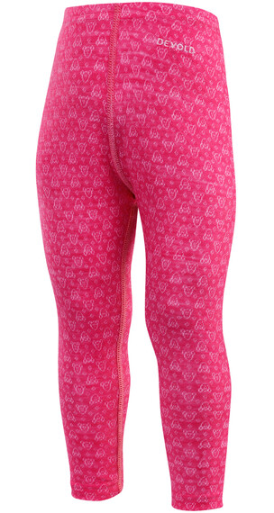 Devold Babies Active Long Johns Cerise